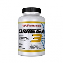 Антиоксидант VPS Nutrition Omega 3 100 cap