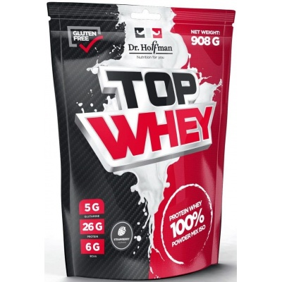 Протеин Dr.Hoffman Top Whey Doypack 908g