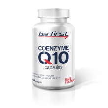 Антиоксидант Be First Coenzyme Q10 60 мг 60 кап