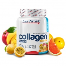 Коллаген Be First COLLAGEN powder+Vitamin C 200 гр